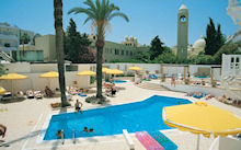 Foto Hotel Mitsis Petit Palais in Rhodos stad ( Rhodos)